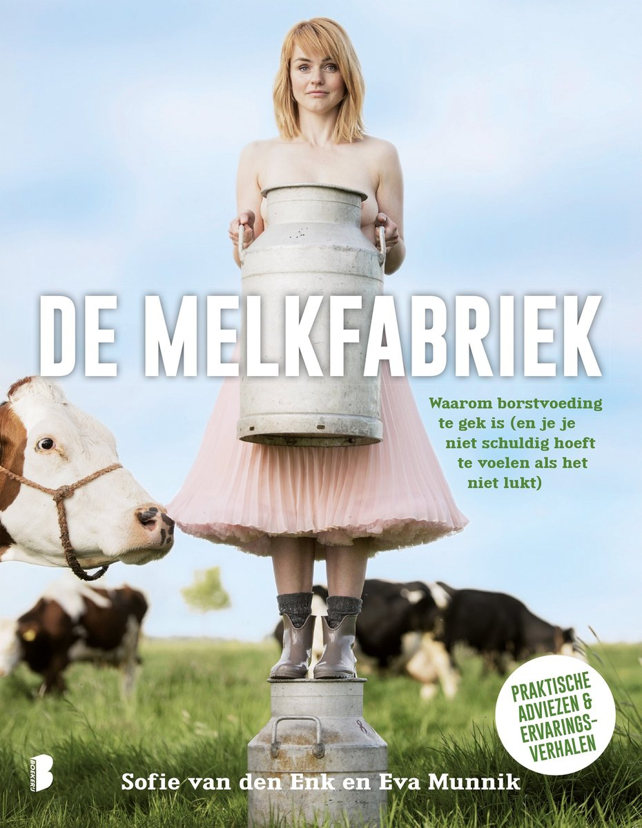 Cover De melkfabriek
